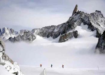 O mistério do tesouro de Mont Blanc