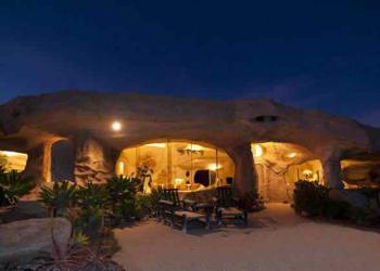 A incrível casa dos Flintstones da vida real