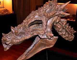 Fóssil de Dragão? Não, é um dinossauro!