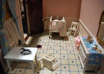A casa das bonecas assassinadas