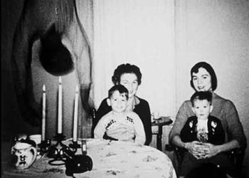 A estranha foto da Família Cooper