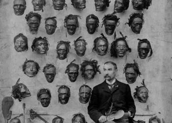 O colecionador de cabeças