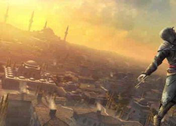 Assassins Creed II e seus personagens realistas
