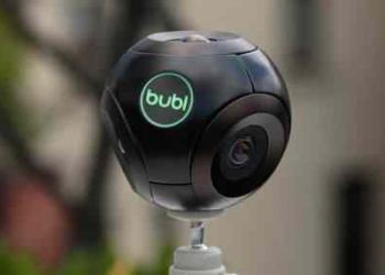 A câmera que filma em 360 graus