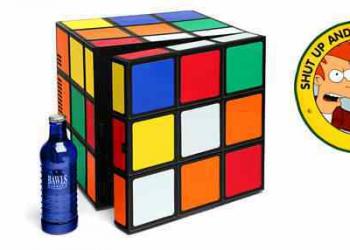 Geladeirinha Rubik Cube