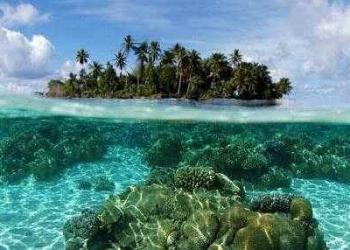 A ilha onde o povo enxerga preto e branco mas tem delírios coloridos