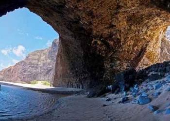 Foto Gump do Dia: Praia de Honopu no Kauai