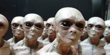 A culpa é dos aliens