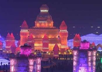 Incríveis fotos do Festival do Gelo em Harbin, na China