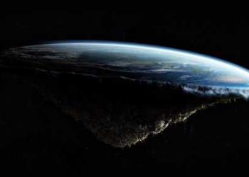A maluca teoria da Terra plana