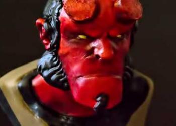 Hellboy Busto
