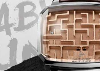 Relógio Suíço que não marca hora e que custa apenas U$ 12.000