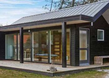 Uma micro-casa na Escandinávia e outros projetos de cair o queixo