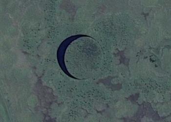 O olho – O mistério da ilha redonda na Argentina