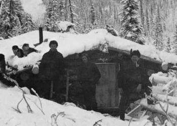 Uma família russa tão isolada que nem sabiam que a Segunda Guerra Mundial já tinha acabado
