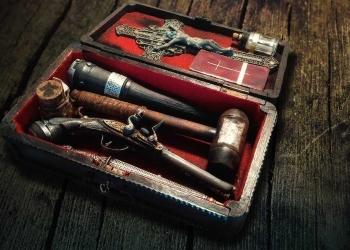 A caixa do Dr Van Helsing
