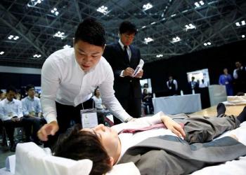 Fashion defunto week: A moda dos mortos no Japão