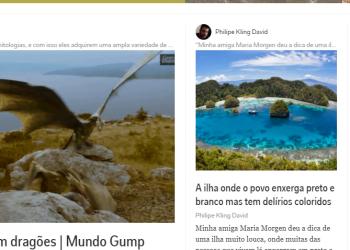 A Revista do Mundo Gump