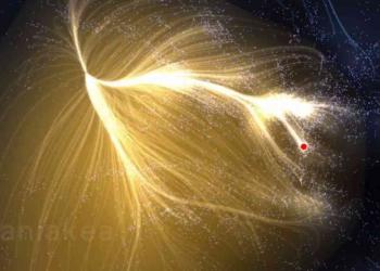 Os dez maiores objetos do espaço sideral