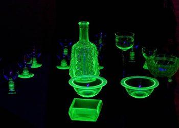 A curiosa história do vidro radioativo usado em garrafas. Você beberia?