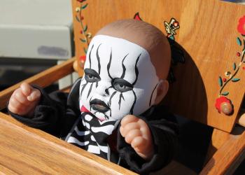 Os brinquedos mais assustadores que as crianças já ganharam