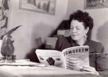 Eileen Garrett, a médium