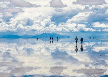 Foto gump do dia: O salar de Uyuni