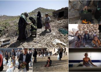 Cozinhando mato para não morrer de fome: A terrível realidade da fome no Iêmen