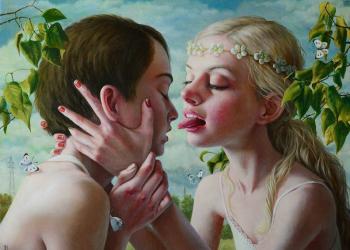 Pinturas de Jana Brike