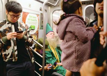 Conheça o Wizard profissional que vive em Nova York