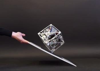 Cubli: O cubo robô