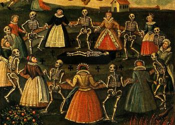 A dança macabra