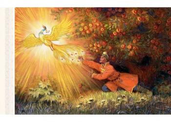 Ilustrações de contos de fadas de Nikolai Mikhailovich Kochergin