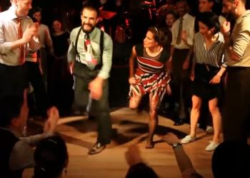 Dançando Jazz