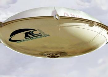 Conheça o disco voador russo para levar cargas