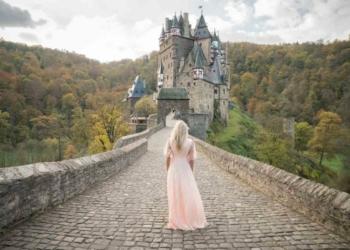 Foto gump do dia: O castelo Eltz