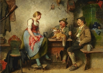 A arte de Hugo Wilhelm Kauffmann