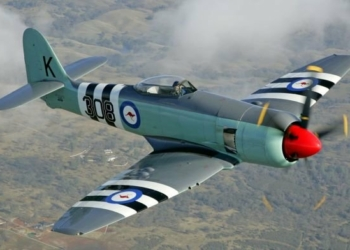 Caso Sea Fury: Um incidente com OVNI nos céus da Australia