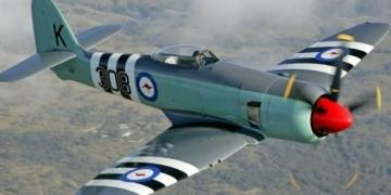 Caso Sea Fury: Um incidente com OVNI nos céus da Australia