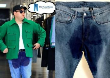 A última moda: A calça do mijão